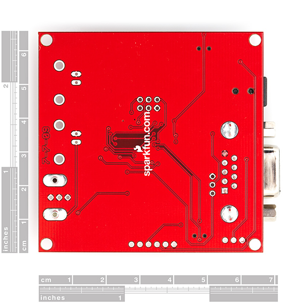 SparkFun O-Clock - AVR Oscilloscope Clock