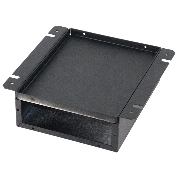 Chameleon 1 Enclosure - Black (Sale) - PRT-09331 - SparkFun ...