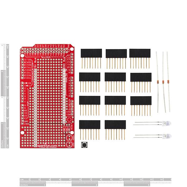 SparkFun MegaShield Kit