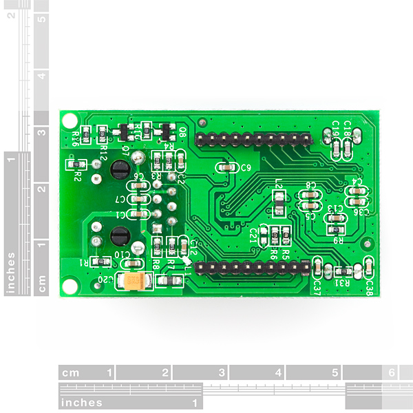 UART to Web Server Interface Card