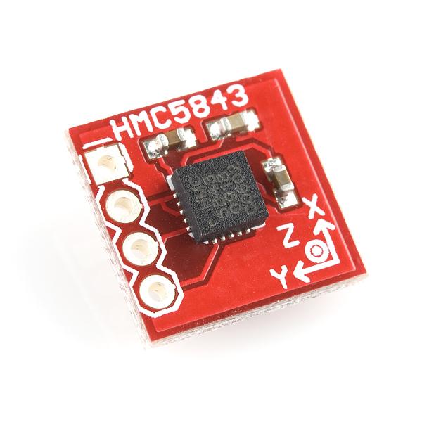 Triple Axis Magnetometer Breakout - HMC5843