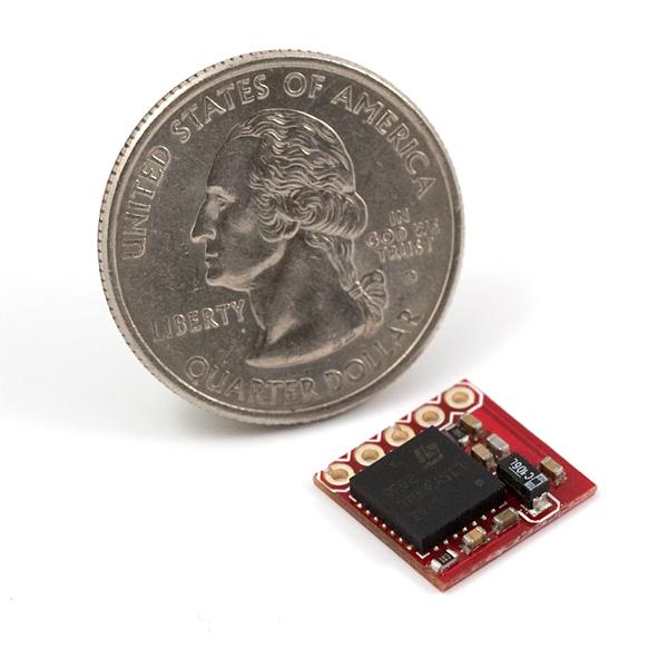 ArduIMU Sensor Board - Six Degrees of Freedom (Daughter)