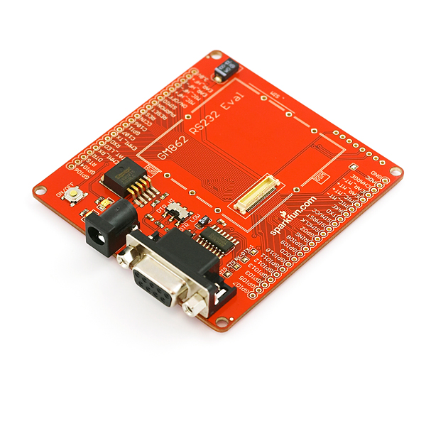 GM862 Evaluation Board - RS232