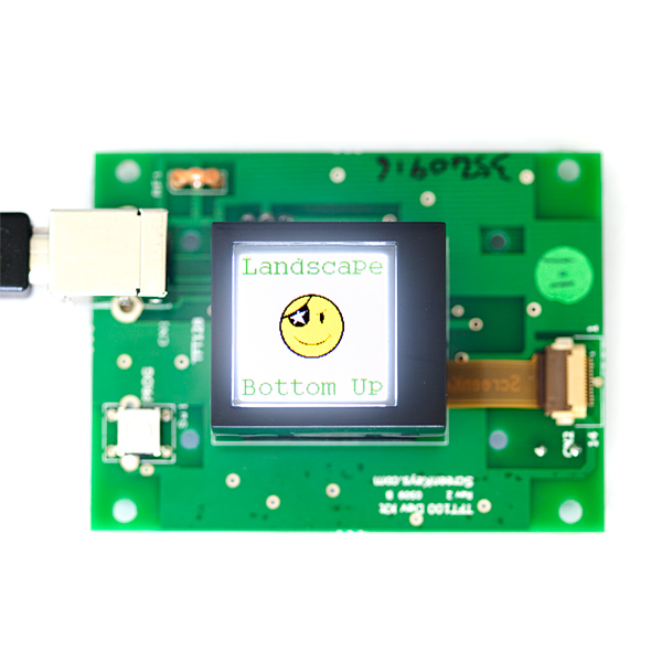 ScreenKey Development Kit - TFT100