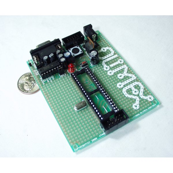 40 Pin AVR Development Board