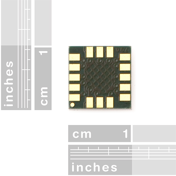 Single Axis MEMs Gyro - LY530ALH