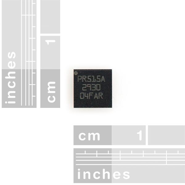 Dual Axis MEMs Gyro - LPR5150AL 1500°/s