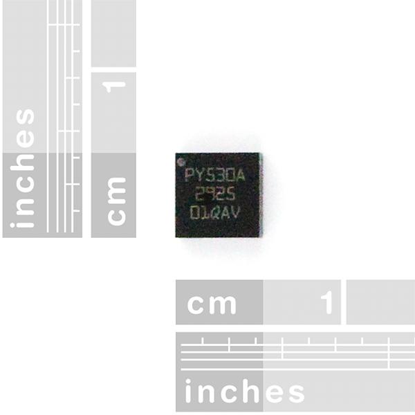 Dual Axis Gyro - LPY530AL - 300°/s