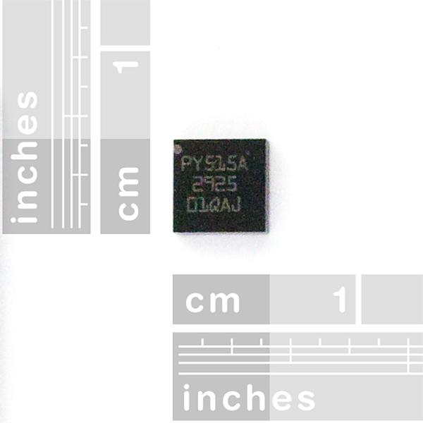 Dual Axis Gyro - LPY5150AL - 1500°/s