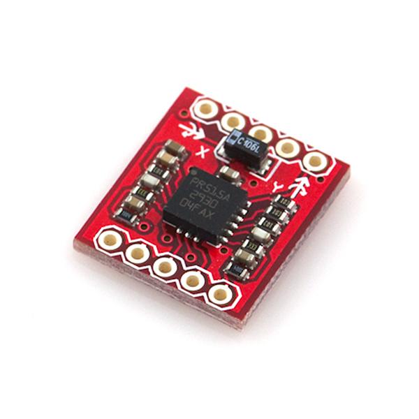 Gyro Breakout Board - LPR530AL Dual 300°/s