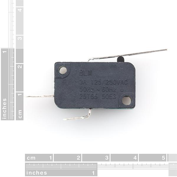 Microswitch - 2 Terminal