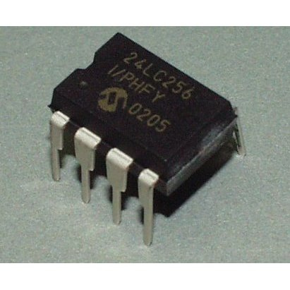 I2C EEPROM - 256kbit