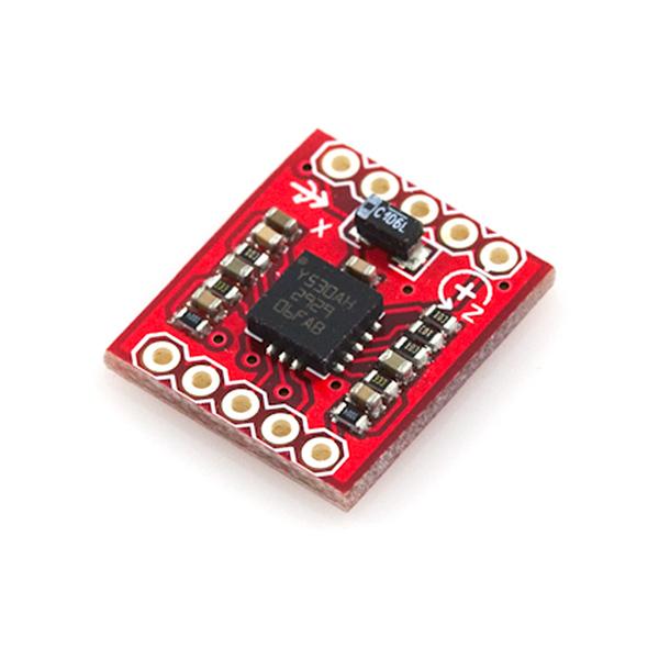 Gyro Breakout Board - LPY503AL Dual 30°/s