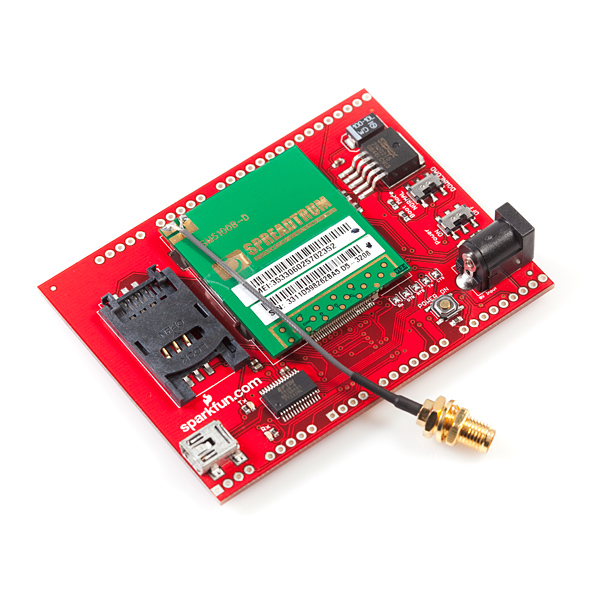 SparkFun SM5100B Evaluation Board
