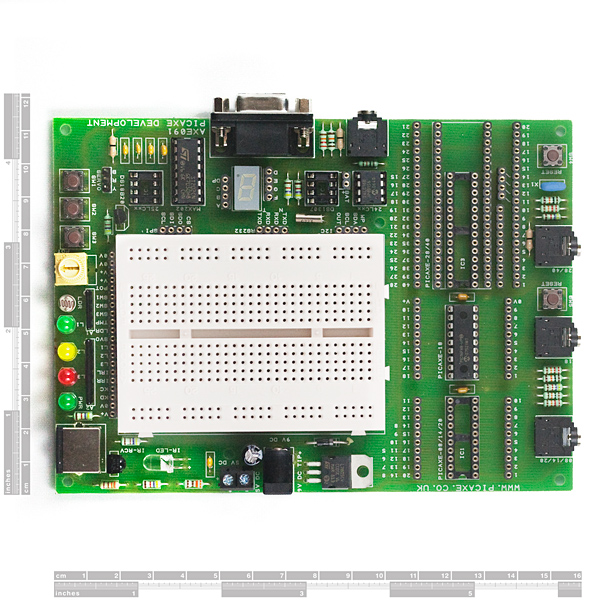 PICAXE Development Board (AXE091)