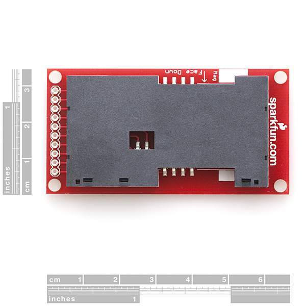 Breakout Board for Smart Cards