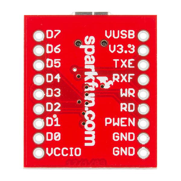 SparkFun USB to FIFO Breakout - FT245RL