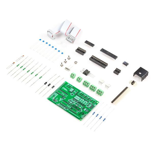 7-Segment Controller Kit - Main