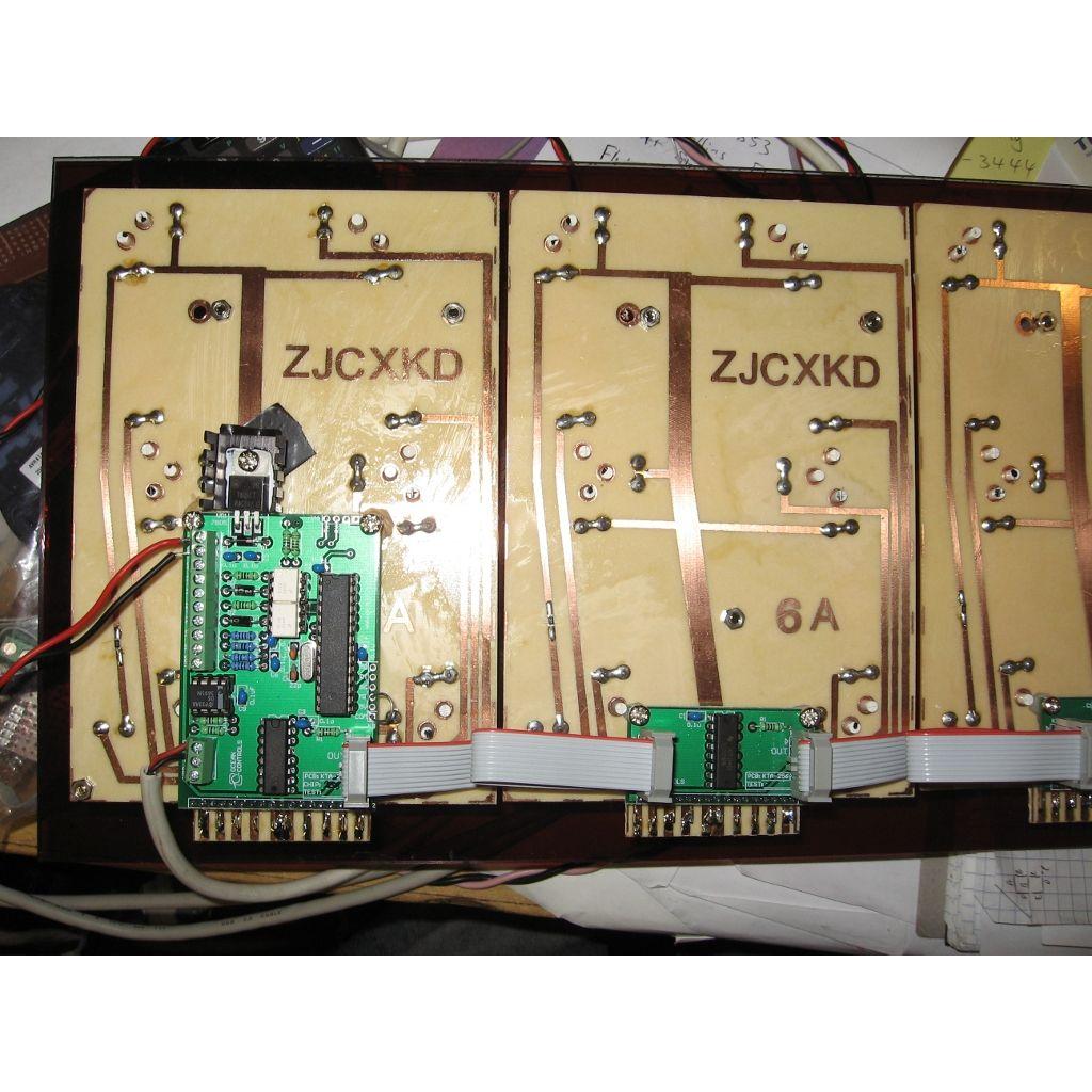7 Segment Controller Kit Main Com 09462 Sparkfun Electronics Circuit