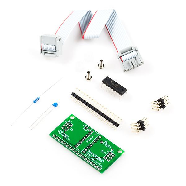 7-Segment Controller Kit - Slave