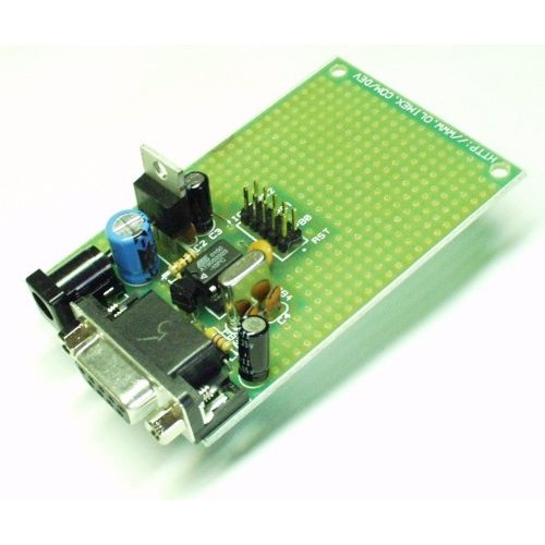 8 Pin AVR Development Board