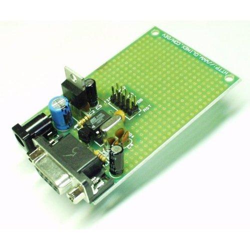 8 Pin AVR Development Board