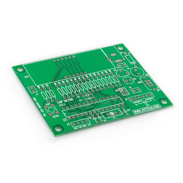 Capacitance Meter DIY Kit