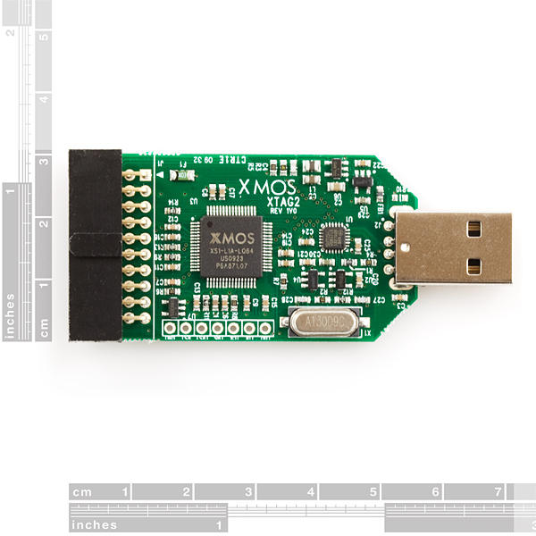 XMOS XTAG2 Debug Adapter