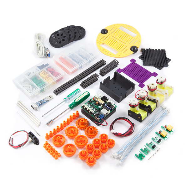 Robotics Kit - BOX3.0