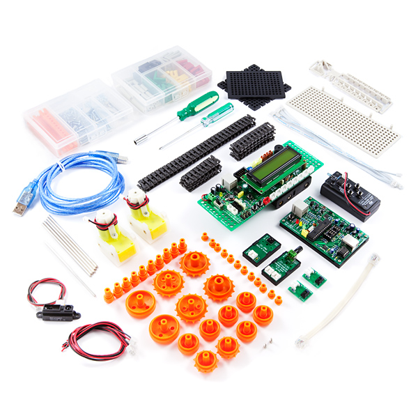 Robotics Kit - PICA2.0