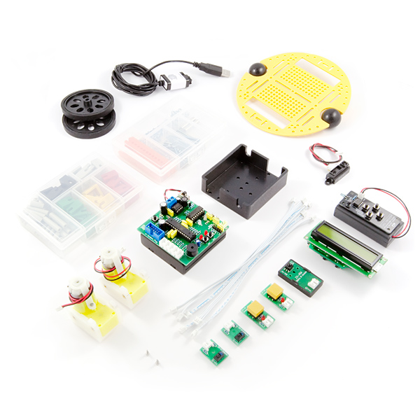 Robotics Kit - MicroCamp2.0