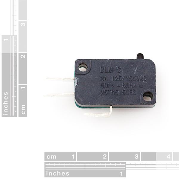 Microswitch - 3-terminal