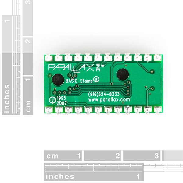 BASIC Stamp 2 Module (Sale)
