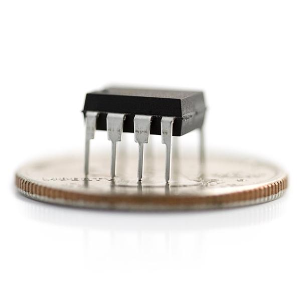 PICAXE 08M Microcontroller (8 pin)