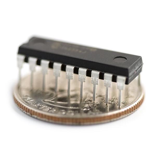 PICAXE 18X Microcontroller (18 pin)