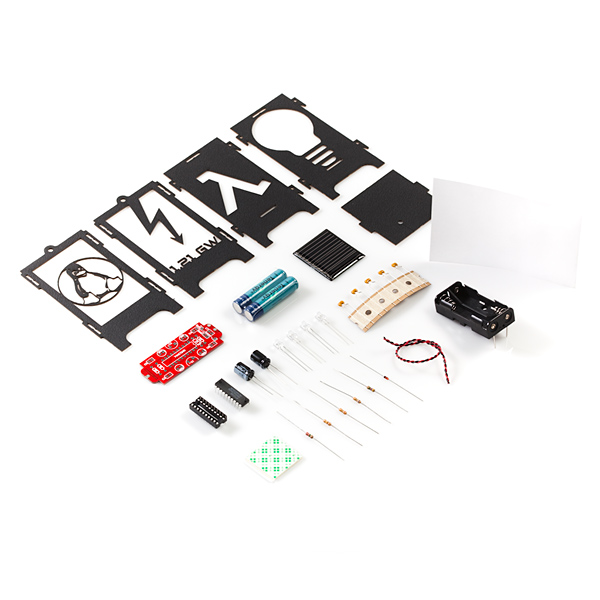 PumLantern Kit - Black Geek