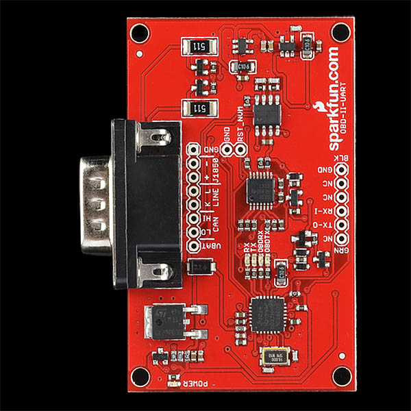 SparkFun OBD-II UART