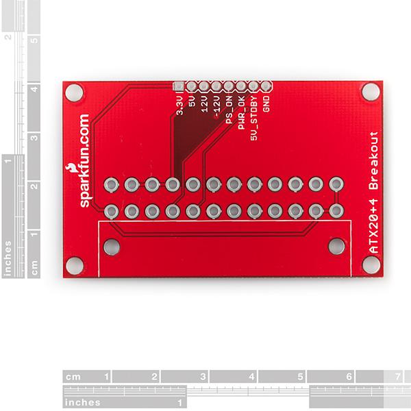ATX Connector Breakout Board