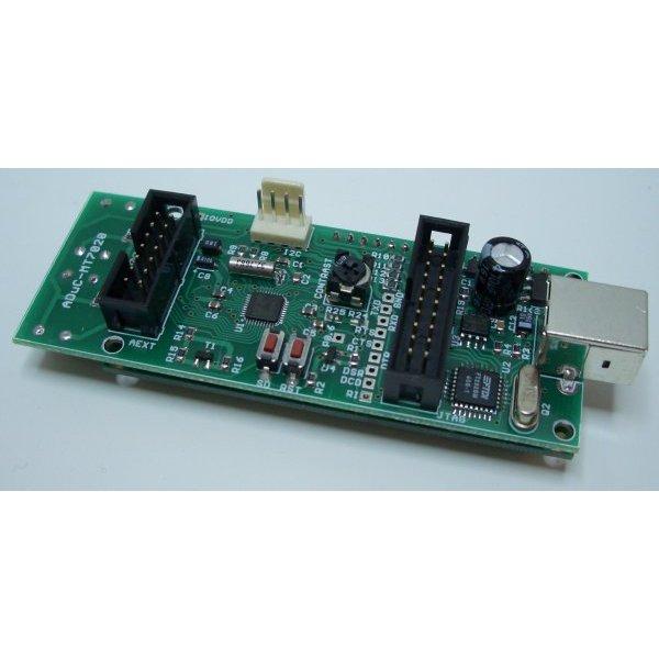 Mini-Terminal ADuC7020 ARM