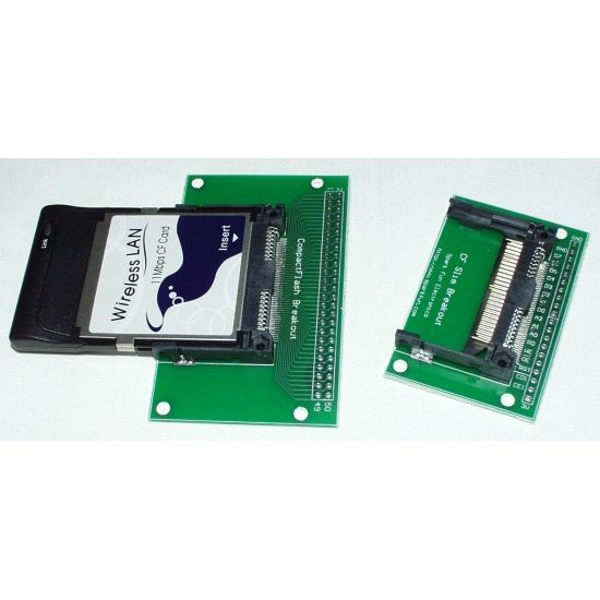 Breakout Board CF Compact Flash Cards - Slim