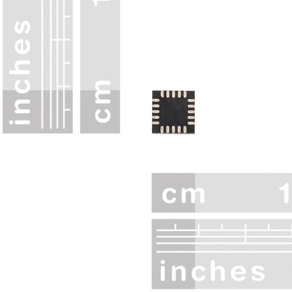 Capacitive Touch Sensor Controller - MPR121QR2