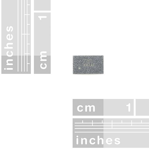 Triple-Axis Accelerometer - MMA7361L