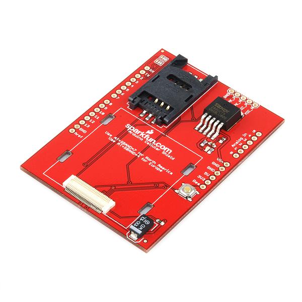 SparkFun Cellular Shield - SM5100B - CEL-09607 - SparkFun
