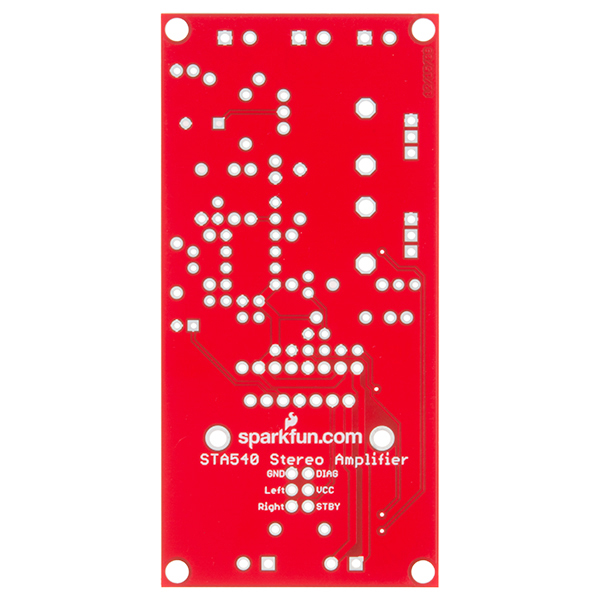SparkFun Audio Amplifier Kit - STA540