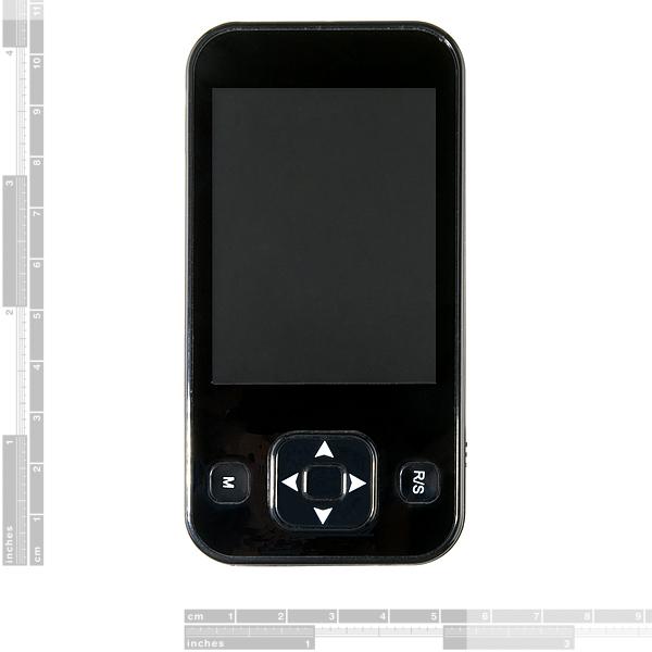 DSO Nano - Pocket-Sized Digital Oscilloscope