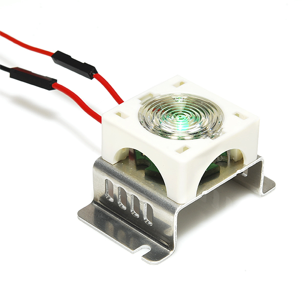 Solderless High Intensity LED Holder - Lens Carrier
