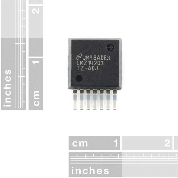 Simple Switcher Power Module - LMZ14203