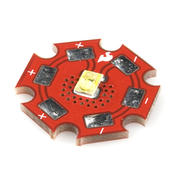 Luxeon Rebel High Power LED Breakout - Red