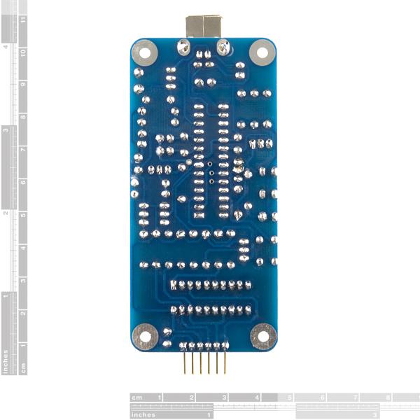 MPLAB Compatible Mini USB PIC Programmer