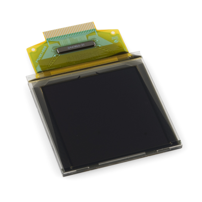 Graphic OLED Color Display